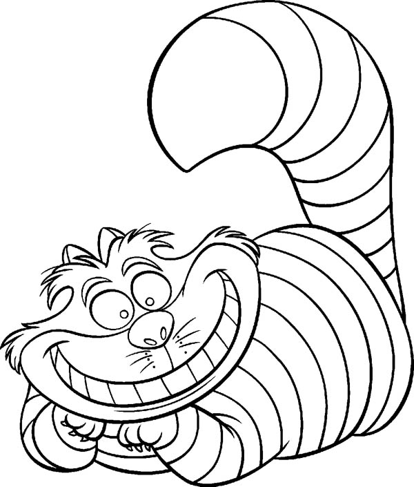 600x705 Alice In Wonderland, Alice In Wonderland Character Cheshire Cat