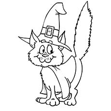 cat halloween drawing at getdrawings com free for personal use cat