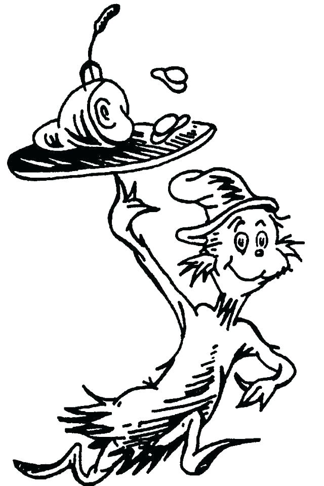 640x960 Cat In The Hat Hat Coloring Page Cat In The Hat Hat Coloring Page