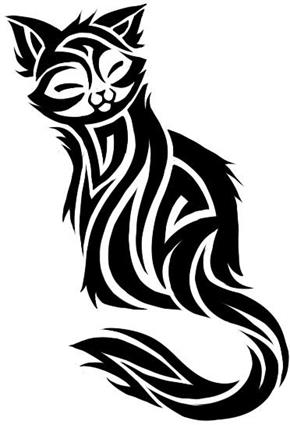 290x425 Cat Tattoo Designs Cat Tattoo Designs, Tattoo Designs And Tattoo