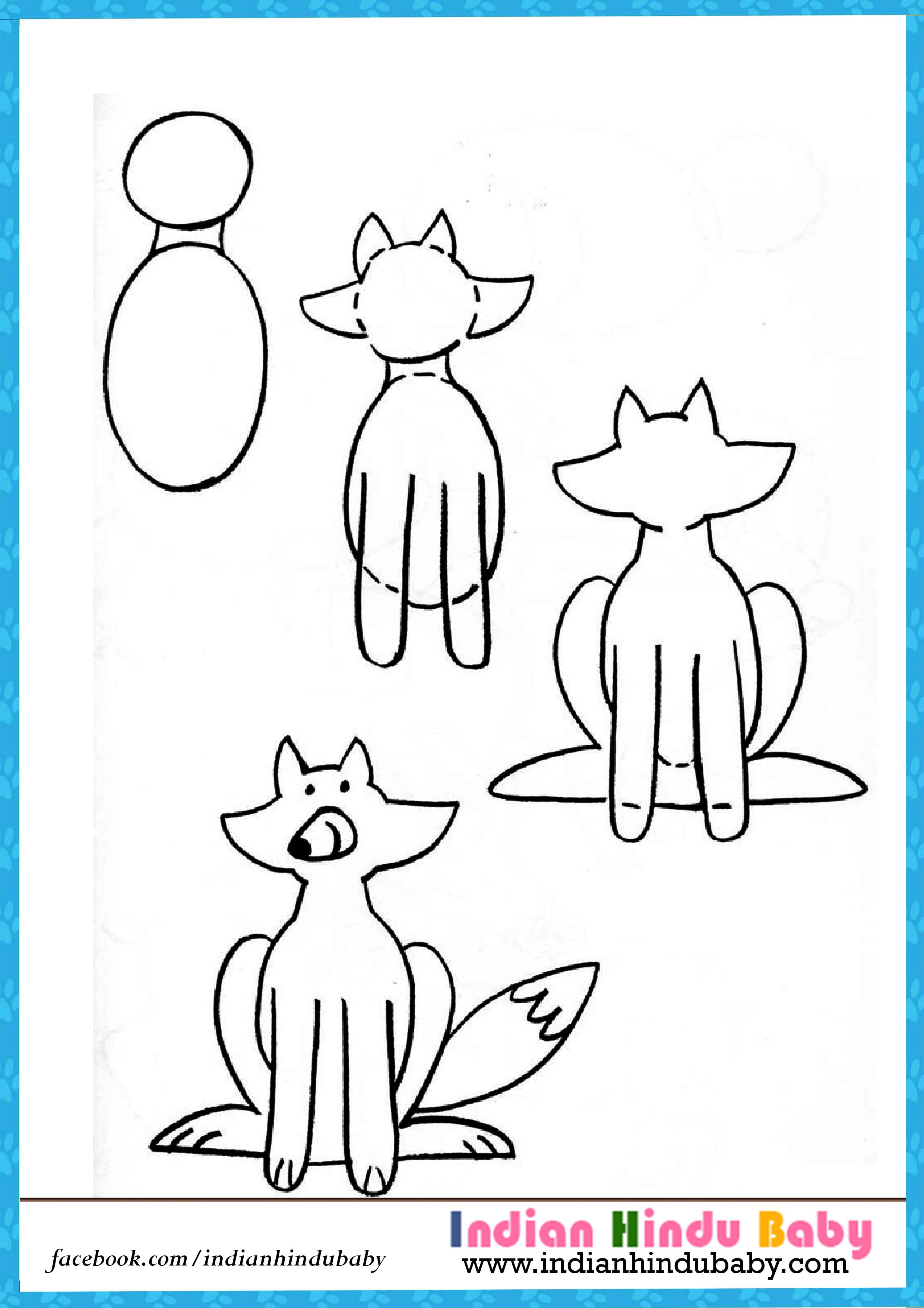 2480x3508 Teach Your Kid To Draw Cat With Simple Drawing Tips