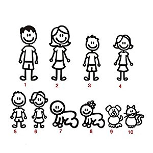 300x300 10 Stick Figure Family Your Stick Figure Family Pet
