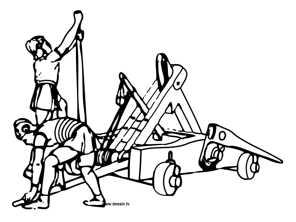 1024x768 Coloring Catapult