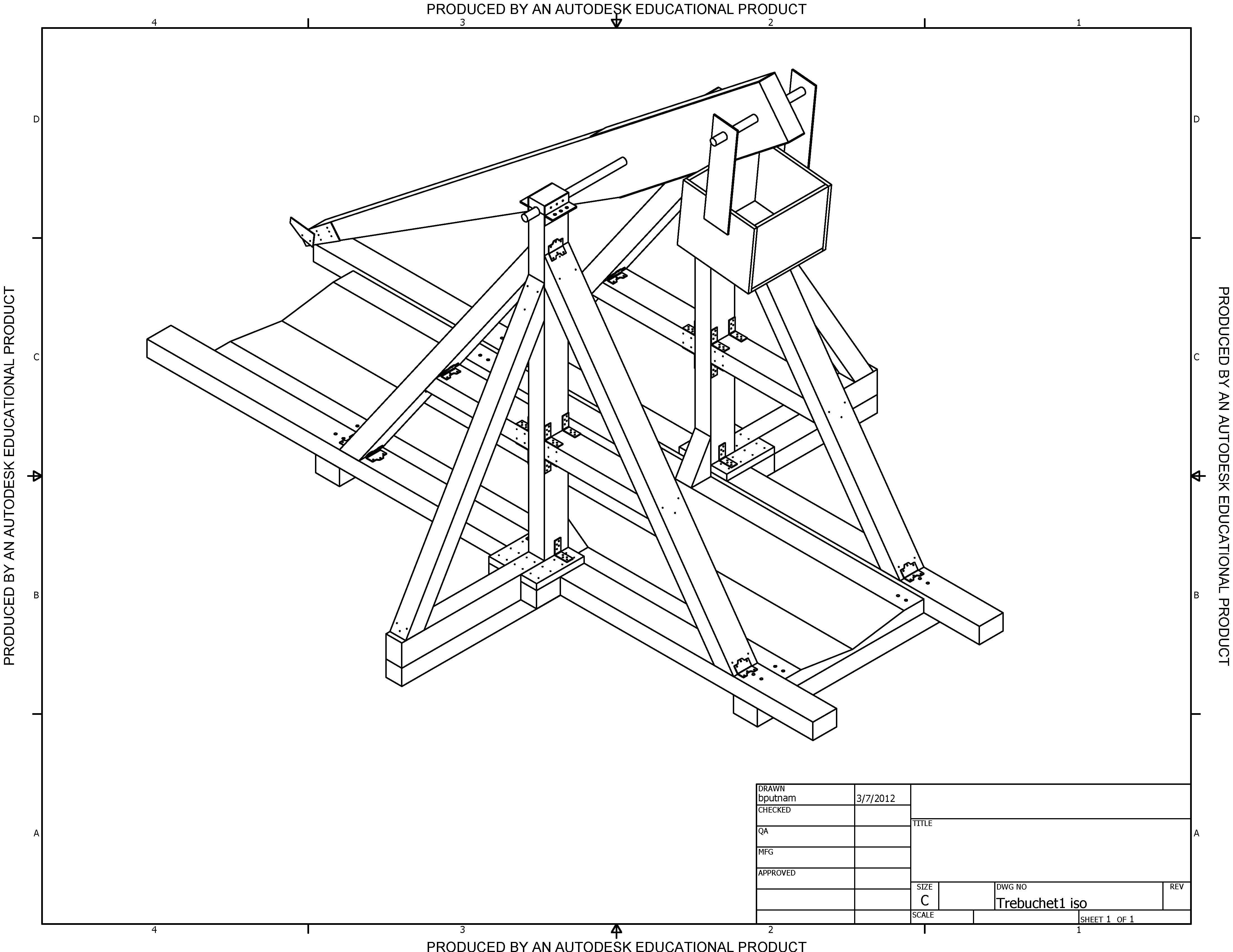 4400x3400 Pdf Wooden Catapult And Trebuchet Kits Diy Free Plans Download