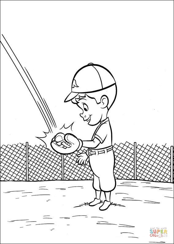 567x794 Catch The Ball Coloring Page Free Printable Coloring Pages