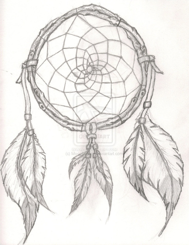 736x953 Dream Catcher Tattoo Drawings Dream Catchers