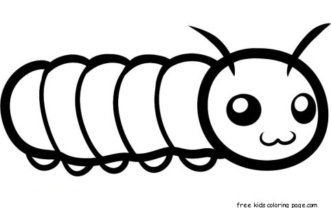 482x303 hungry caterpillar printable coloring pages for kidsfree printable