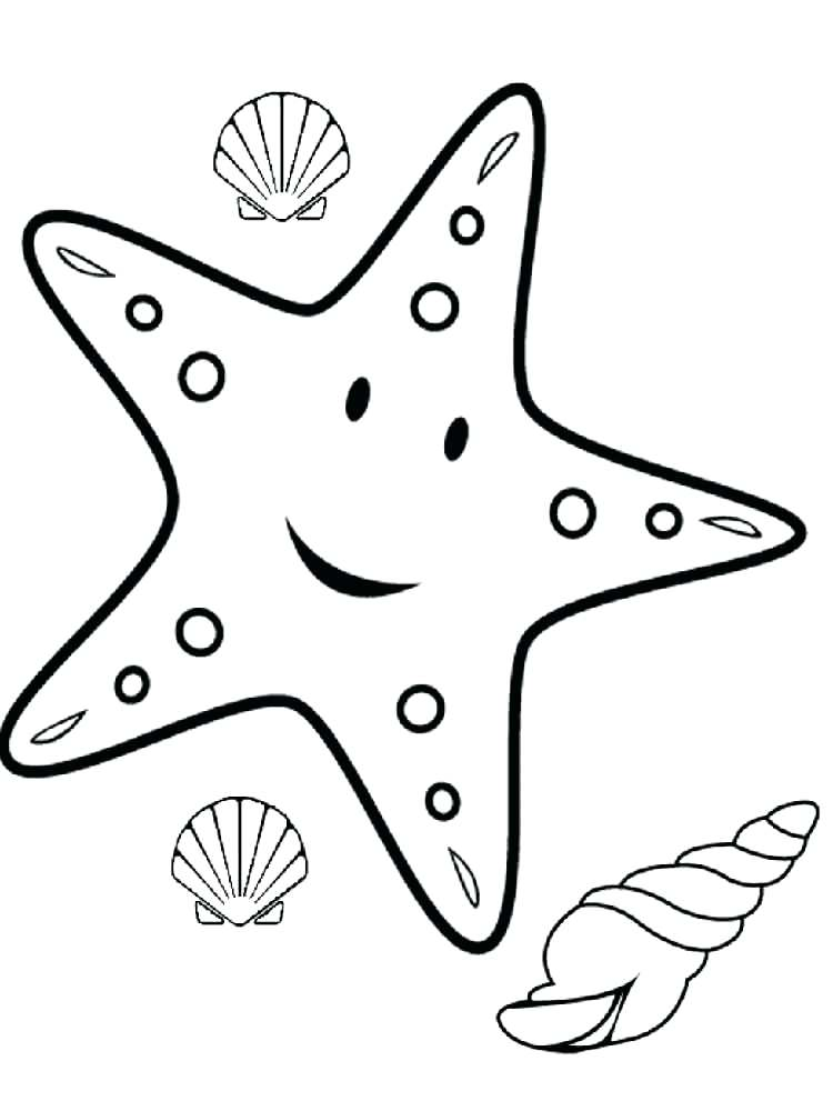 750x1000 Catfish Coloring Page Starfish Coloring Pages 4 Catfish Coloring