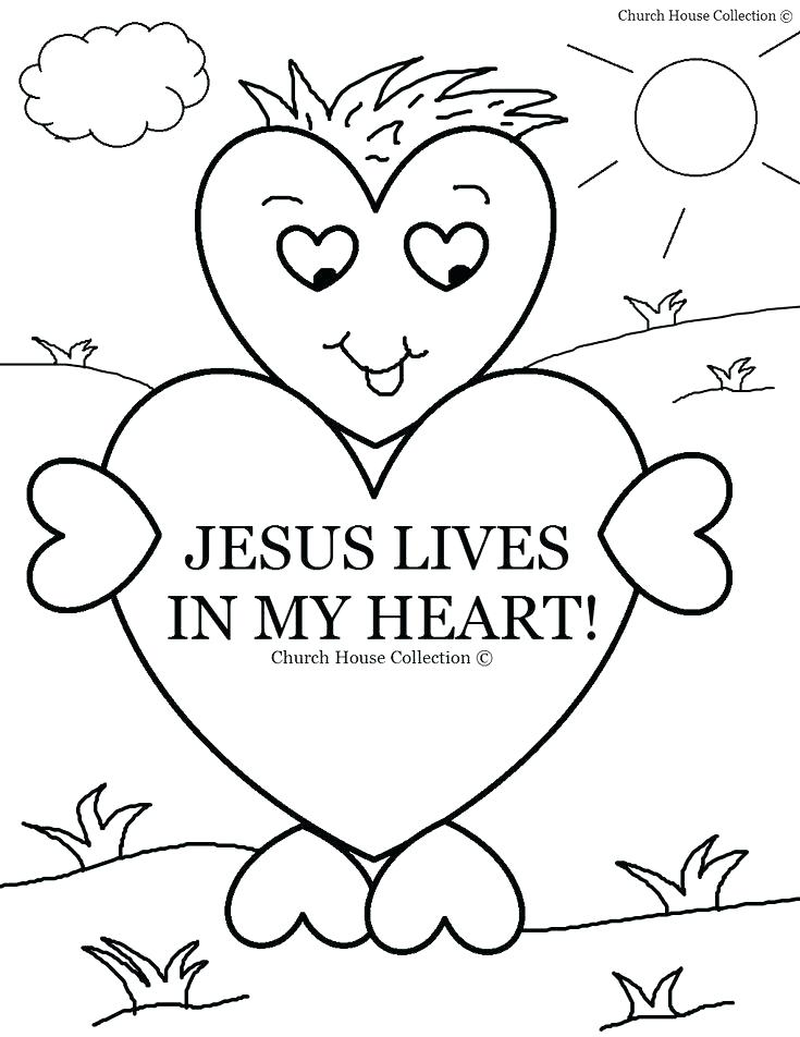 735x952 Church Coloring Page Coloring Pages For Kids Free Colouring Pages