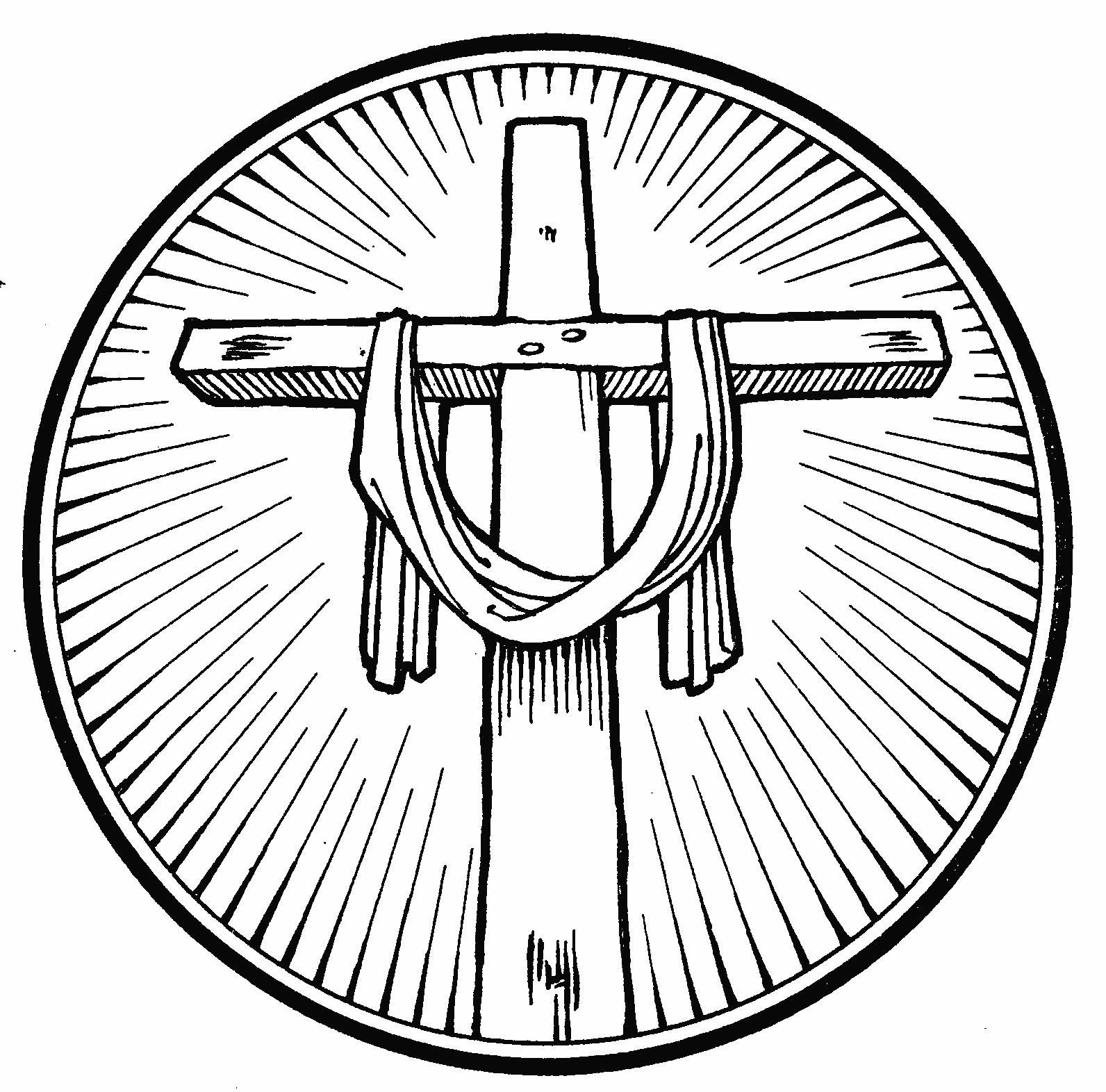 1592x1572 Catholic Church Drawing Clipart Panda
