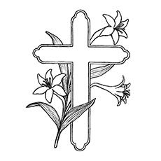 Catholic Crosses Drawing at GetDrawings