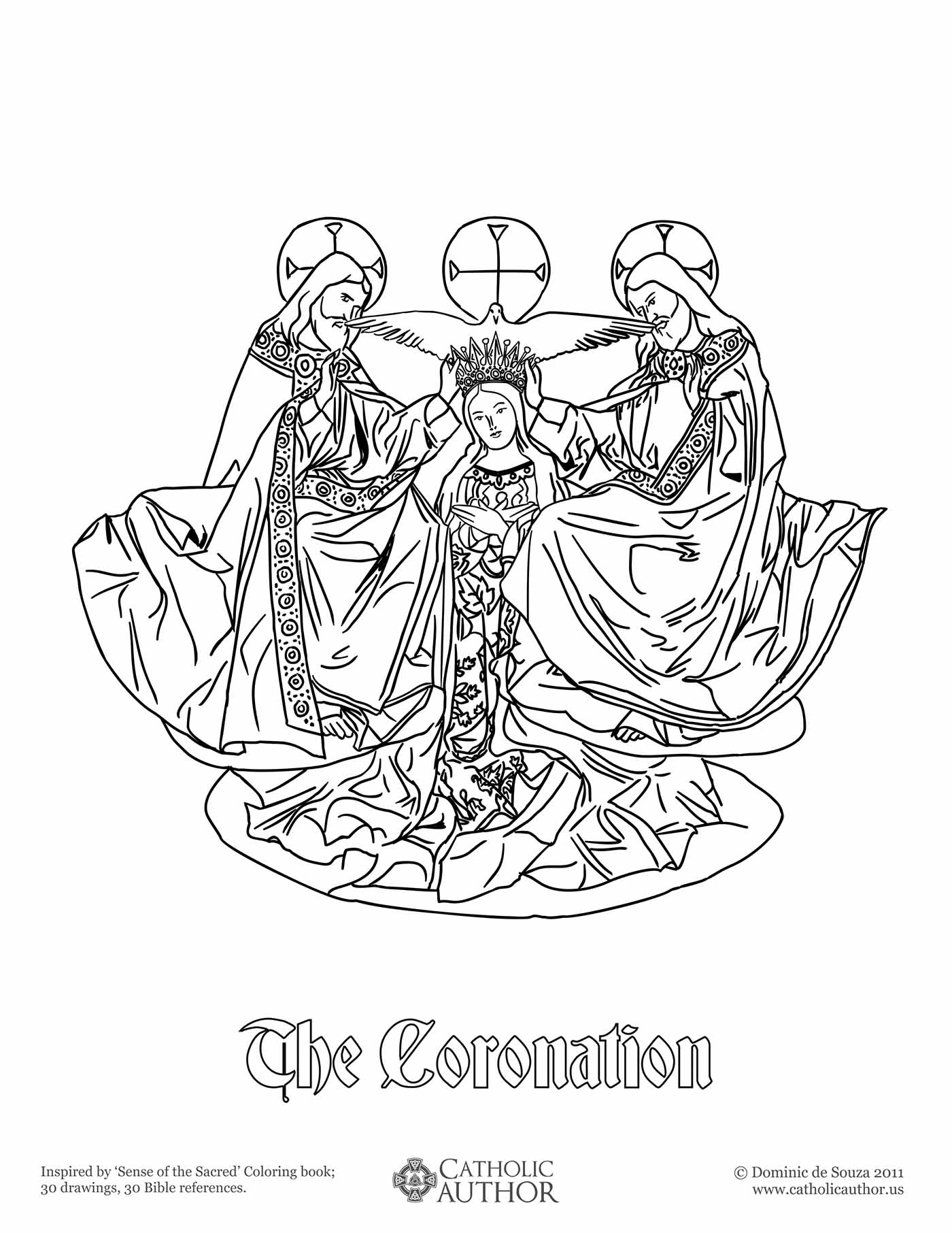 1400x1812 The Coronation