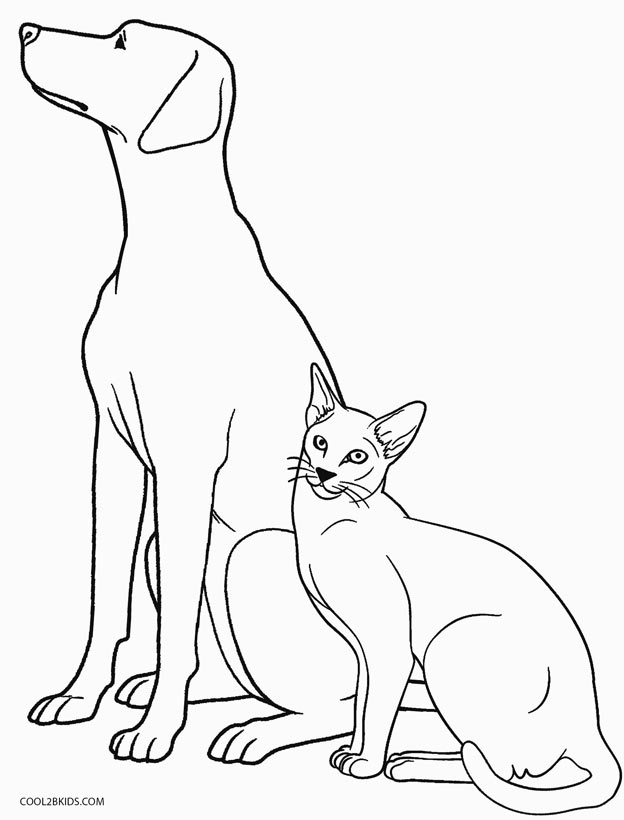 624x820 Printable Dog Coloring Pages For Kids Cool2bkids