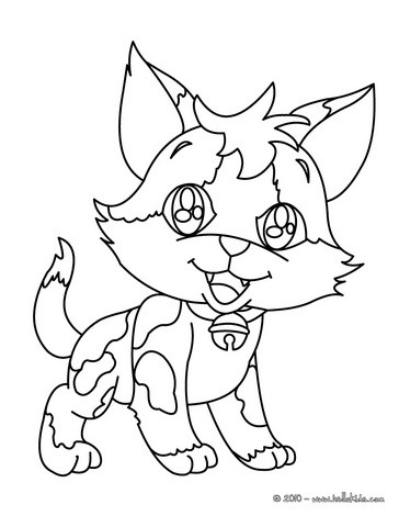 364x470 Kitten Coloring Pages, Drawing For Kids, Reading Amp Learning