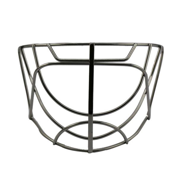 600x600 Face Shield Cat Eye Ice Hockey Goalie Mask Helmet Cage Durable