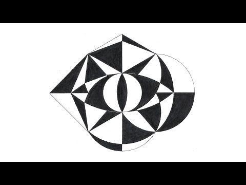 480x360 The Art Of Drawing Extra Geometrical Cat Eye
