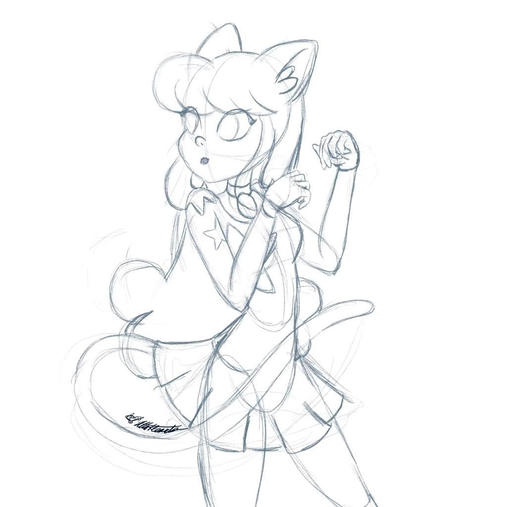 1024x1024 Cat's Eye Cordierite Drawing Steven Universe Amino