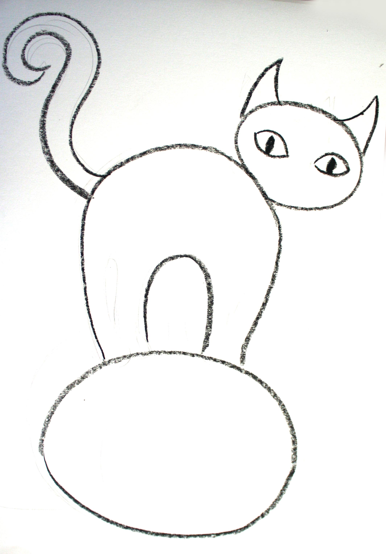 2130x3054 Creativemoonhalloween Cat On A Pumpkin