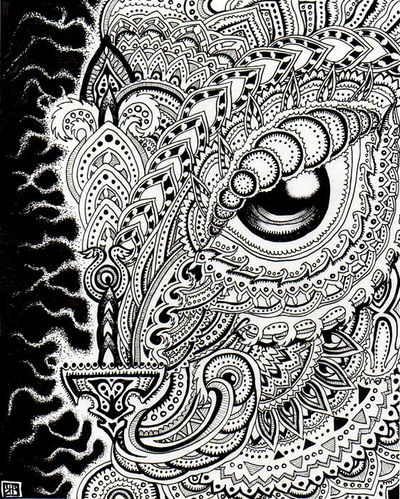 561x700 The Evaporating Cat By Lutamesta @ Coloring Pages