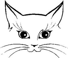 236x201 Pictures Cat Face Drawing Images,