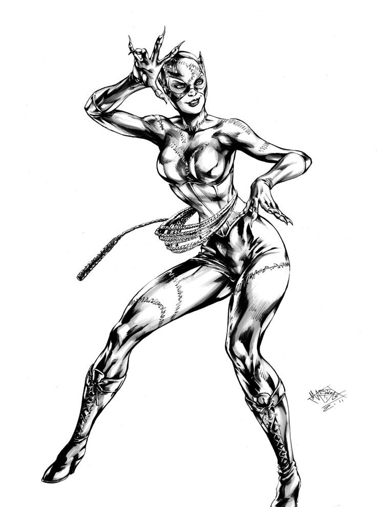 736x990 41 Best Cat Woman Images On Comics, Comic Art