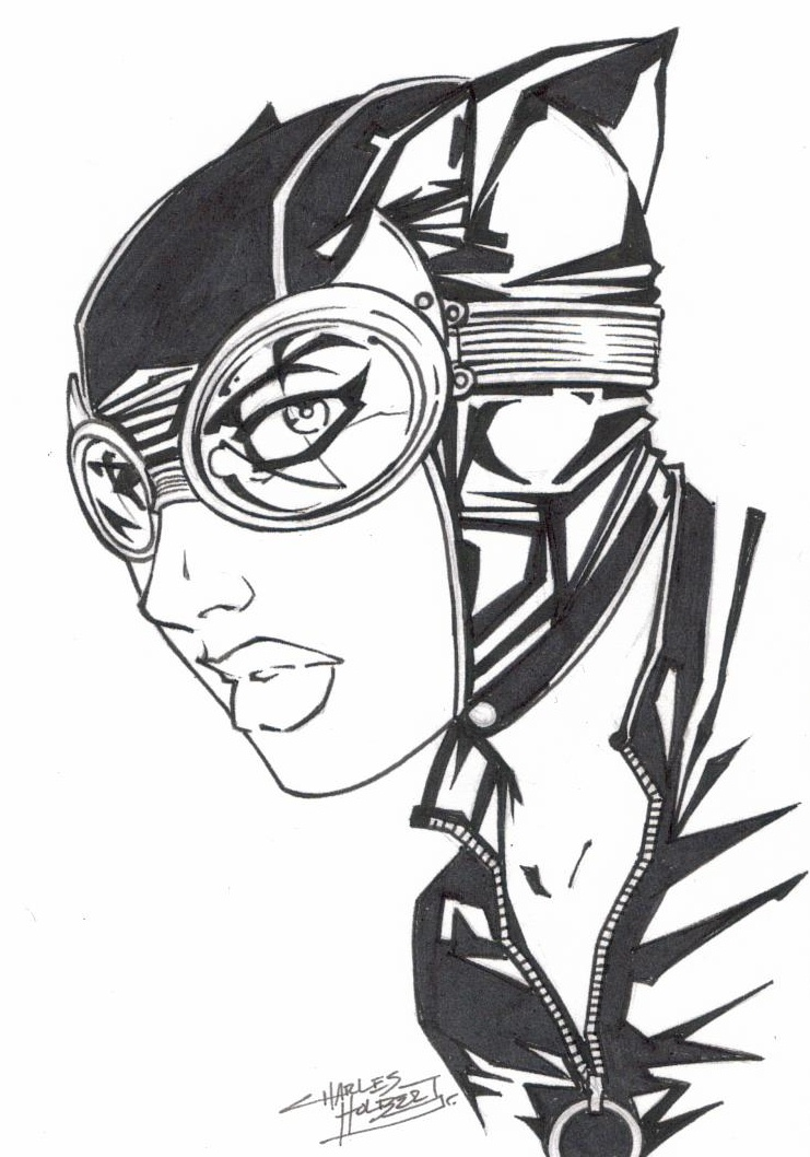 741x1058 M.i.a Catwoman By Kidnotorious