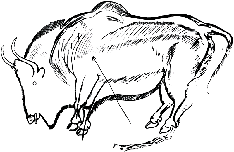 800x521 The Paleolithic Cave Art Of France
