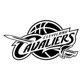 270x270 NBA Cleveland Cavaliers Logo Stencil Free Gallery