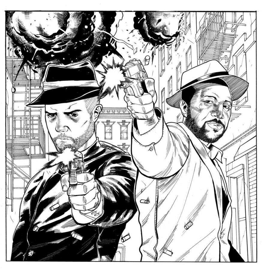 880x908 The Godfathers Necro kool G Rap) Cd Cover