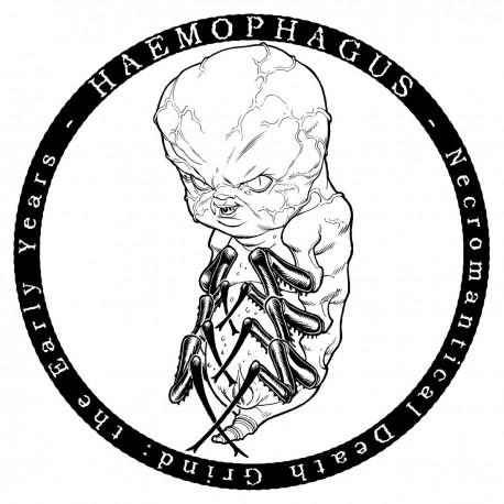 458x458 Haemophagus Necromantical Death Grind The Early Years (Cd