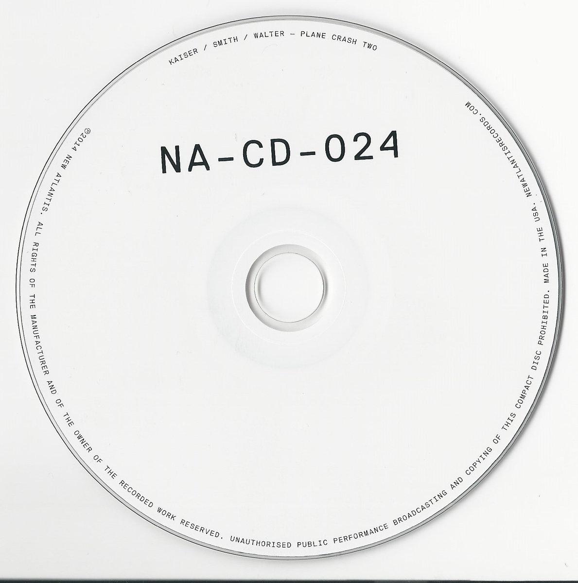 1189x1200 Plane Crash Two Na Cd 024 Balance Point Acoustics