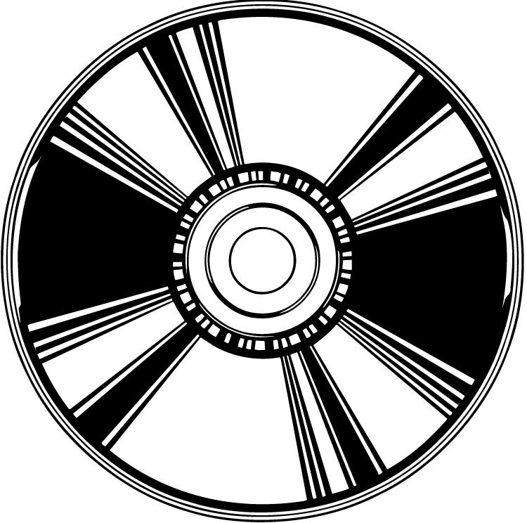 750x744 Cd Clipart Free Cd Black Clipart 6