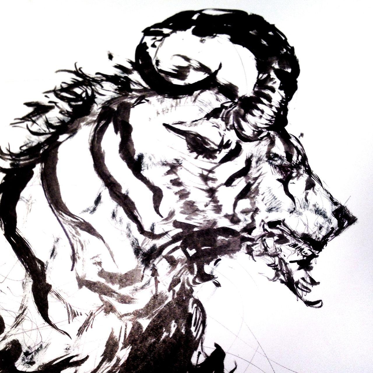 1280x1280 Kekai Kotaki Kekai Kotaki Beast, Sketches And Art
