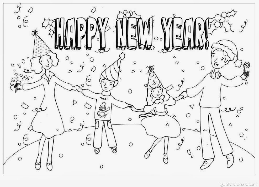 987x715 Celebration New Year Drawings Festival Collections