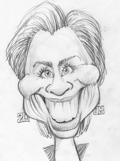 388x520 Caricatures Drawings