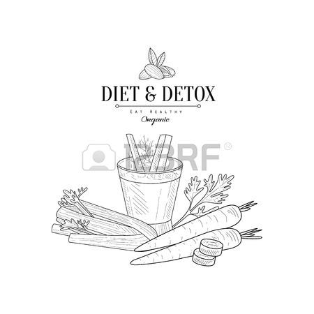Celery Drawing
