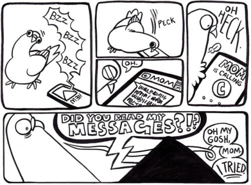 500x369 Cell Phone Comic Tumblr