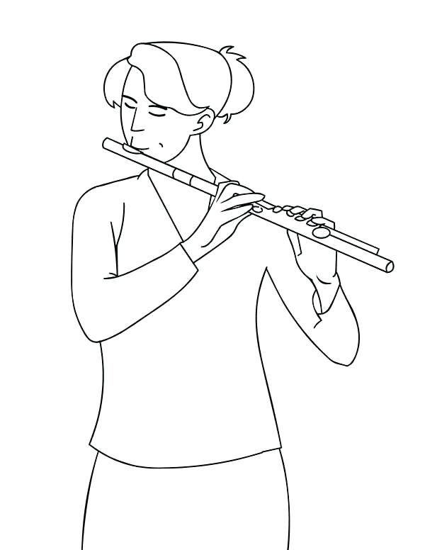 free cello coloring pages - photo#42