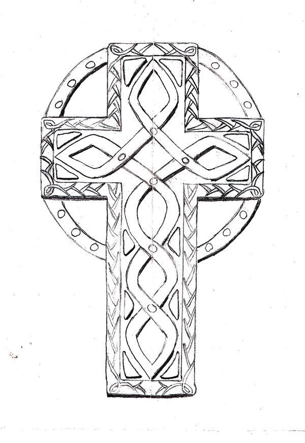600x872 Celtic Cross By Skidboy80