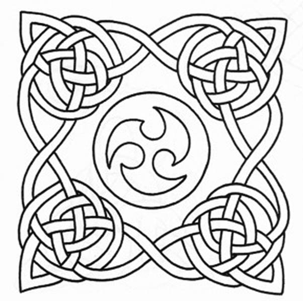 602x598 Celtic Knot @ Cherished Hearts At Home Embroideryampcrossstitch