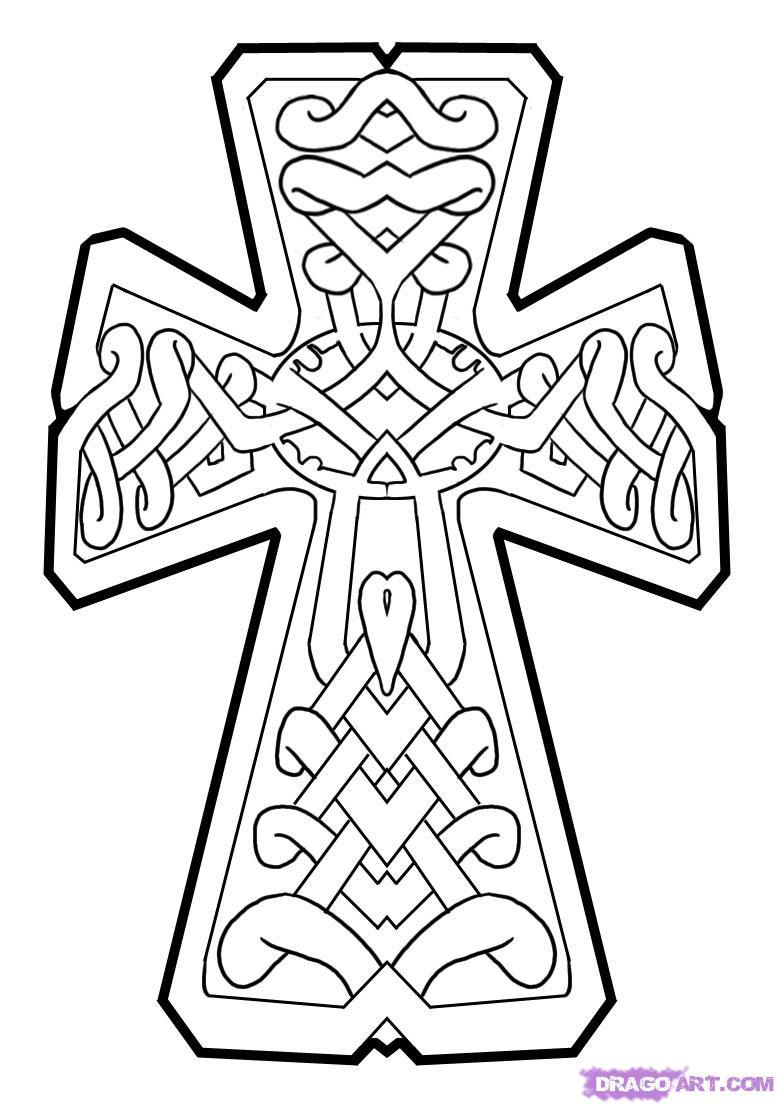 779x1106 Image From To Draw A Celtic