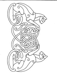 236x314 22 Celtic Coloring Pages Free Coloring Page Site Colouring