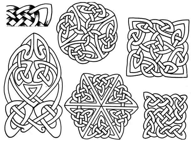 616x455 72 Best Celtic Interlace Images On Celtic Art, Celtic