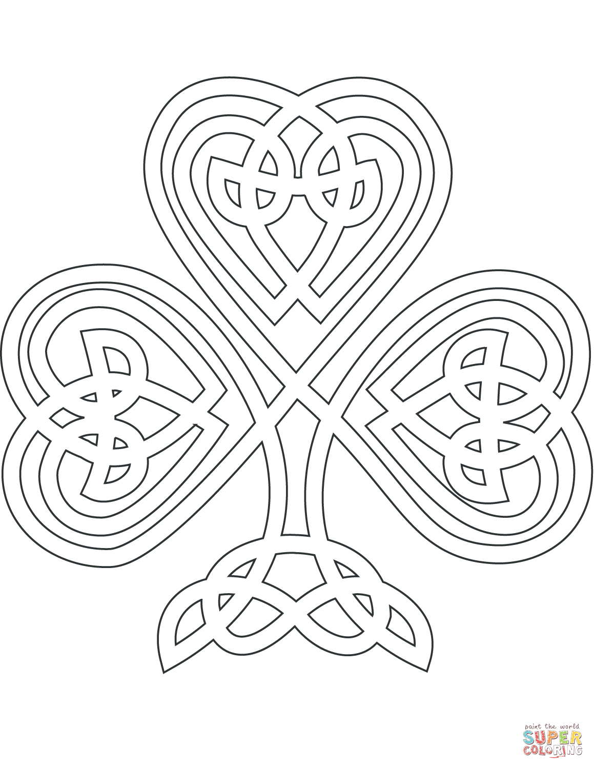 1159x1500 Drawing Celtic Knots Finding Free Map O Asia