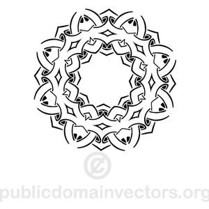 Celtic Knot Drawing