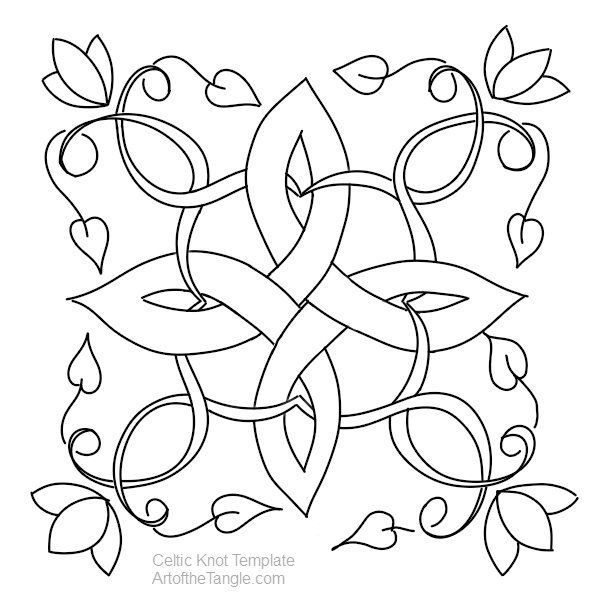 600x600 Celtic Knot Drawing Oodles Of Doodles! Celtic