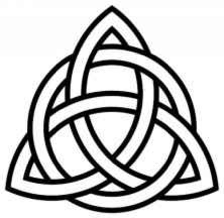 900x876 Draw A Celtic Knot