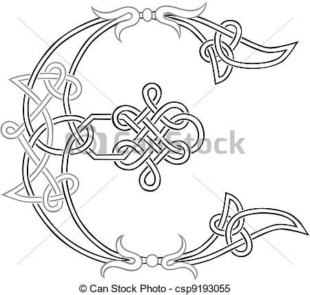 Celtic Knot Drawing at GetDrawings com | Free for personal