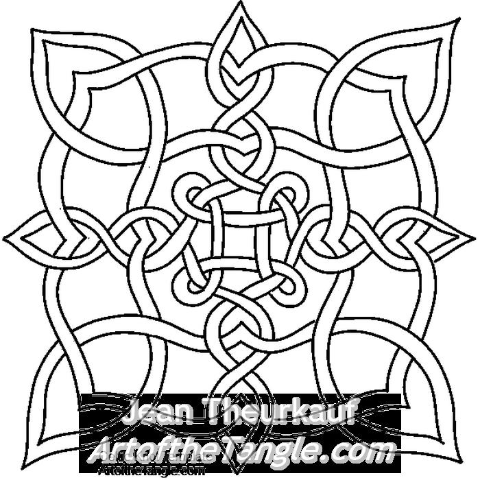 700x700 Freeform Celtic Knot Design Celtic Knot Designs, Celtic Knots