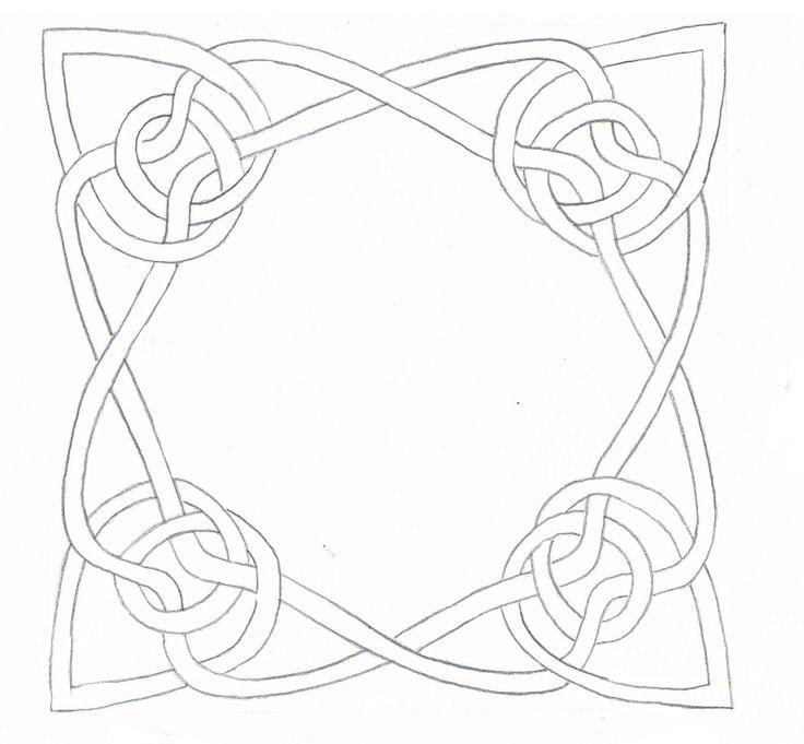 736x681 225 Best Celtic Knots Images On Celtic Art, Celtic